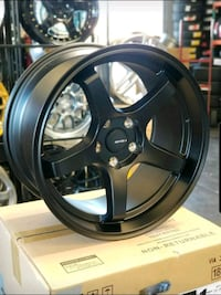 "4 NEW 18"" AVID1 WHEELS.  [TL_HIDDEN] . SUBARU WRX BRZ SCION TC FR Citrus Heights, 95621"