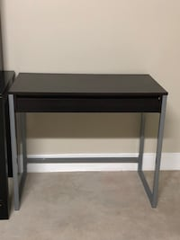 Brown Small Wooden desk