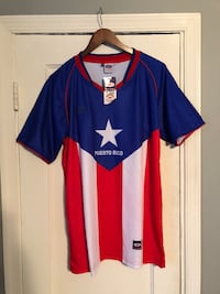 Puerto Rico short sleeve shirt Washington, 20002