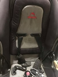 Black summit recliner car seat Woodbridge, 22191