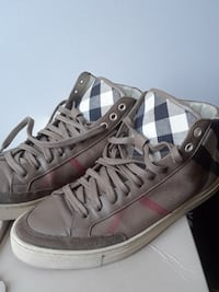 100% Authentic Burberry Sneakers  Gaithersburg, 20879