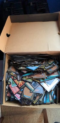 Magic Cards WHO WANTS THEM Pasadena, 91101