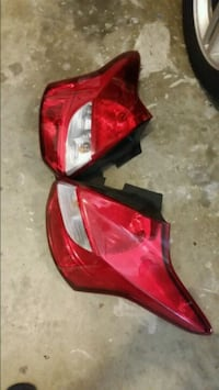 light left and right rear. Ford focus 2011____2015 Herndon, 20170