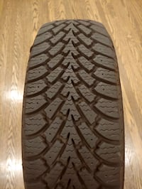 4 Goodyear Nordic winter tires 195 65/R15 Toronto, M1H 2L3