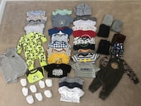 Baby Boy 3-6 months clothes Patterson, 95363
