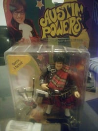 Rare New Austin Powers Collectable Doll Knoxville, 37915