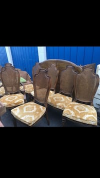 """""""Century Furniture""""dining set with chairs  2260 mi"""