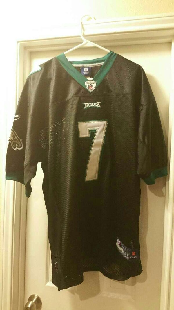 new concept 1cc8d d47a2 Nike Philadelphia Eagles Michael Vick Game Jersey