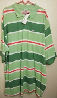Brand New Lacoste big and tall 3x Las Vegas