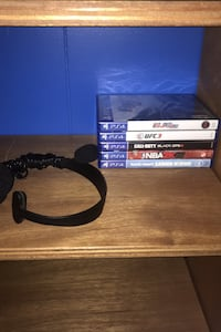 Ps4 games and mic Las Vegas, 89121