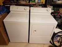white washer and dryer set Brampton, L6Y 5L4