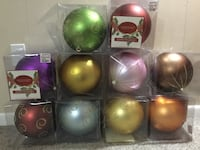 10 Jumbo Ornaments Glen Burnie, 21060