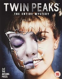 """TWIN PEAKS"" The ENTIRE MYSTERY - 10-Disc BLU-RAY (firm price) Arlington, 22204"