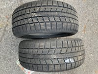 Two almost brand new tires 205 50 R18 Laval, H7N 6E9