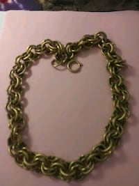 silver chain link necklace with cross pendant Oxon Hill, 20745