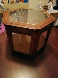 Hexagon table Larksville, 18651