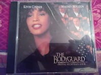 the bodyguard soundtrack Columbus, 31906