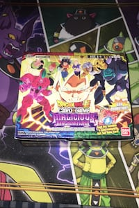 Dragon Ball Super Malicious Mechinations Commons Booster Box