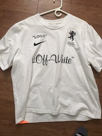 Off white X Nike tee Guelph, N1G