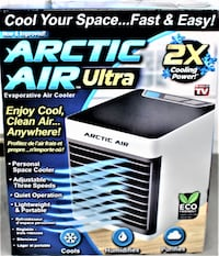ARCTIC KING AIR Ultra Air cooler  Pickering