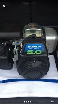 HONDA GC160 5hp 4stroke engine