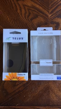 two white and black Samsung Galaxy Note 4 cases Longueuil, J4V 2C2