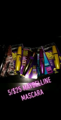 Mascaras and much more 5for25$ Riverbank, 95367