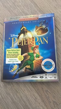 Peter Pan (Blue Ray) Markham, L3R