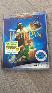 Peter Pan (Blue Ray)