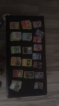 561 pokemom cards , just pokemon, give me best offer
