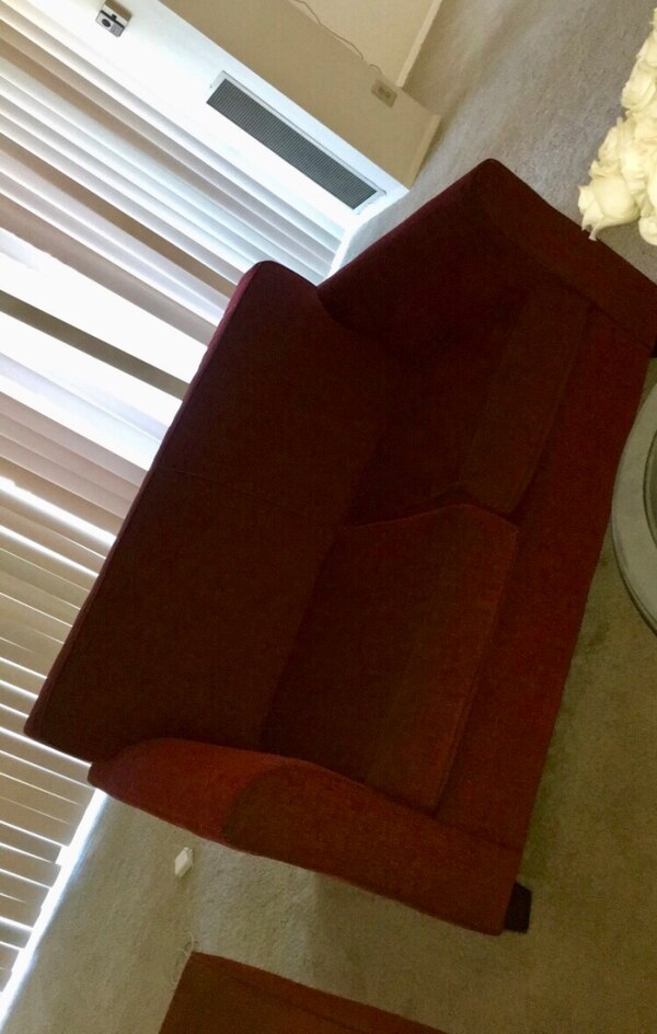 Tremendous Used Dark Red Sofa Set For Sale In Silver Spring Letgo Alphanode Cool Chair Designs And Ideas Alphanodeonline