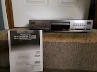 Vintage JVC CD Player #XL-V161TN Warren, 44481