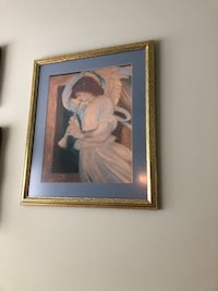 Framed Angel Print Alexandria, 22315