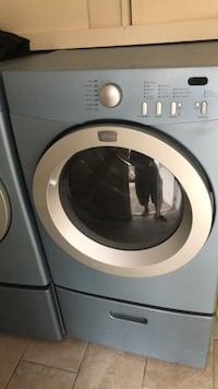 Washing Machine and dryer.                       Condition: used. Laval, H7G 1V8