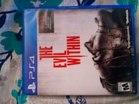 Ps4 The Evil WithIN  Moreno Valley, 92553