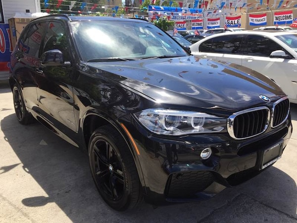BMW With 3Rd Row Seating >> 2016 Bmw X5 M Package With 3rd Row Seat
