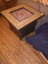 Patio Fire pit table