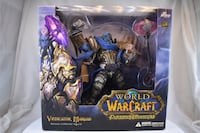 World of Warcraft Deluxe Vindcator Maraad Figure Oakland