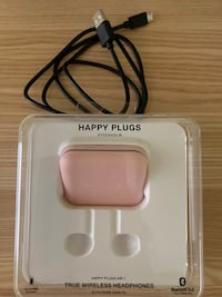 Wireless headphone - happy plugs air 1