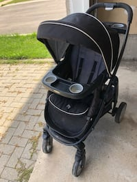 Graco stroller.  Foldable.  Mississauga, L5M 3Y5