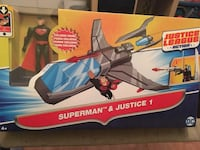 Justice League Superman and Justice 1 Figure  Langley, V2Y 1B5