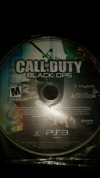 Play station 3 call of duty Winnipeg, R2W 2G2
