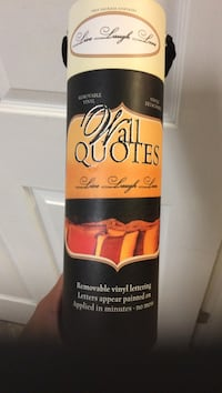 wall quotes removable vinyl lettering Woodbridge, 22192