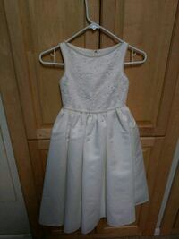 Size 5 flower girl dress Concord, 94521
