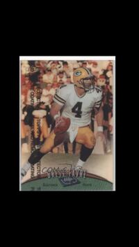 NFL trading card