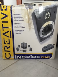creative inspire T5900 surround speaker stsrem  Bodrum, 48400