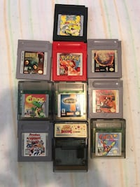 Old Gameboy Games 228 mi