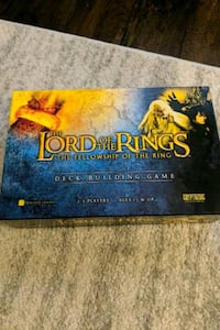 Lord of the Rings Deck Building game Pleasanton, 94566