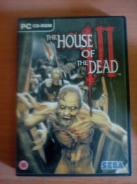 Juego PC The House of the Dead III Pinto