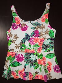 Express peplum tank  Falls Church, 22041
